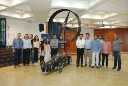 Yıldız Teknik Üniversitesi Öğrencilerinin Ziyareti