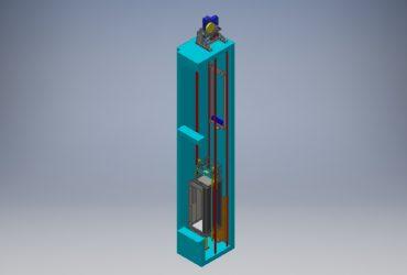 Elektrikli Asansör